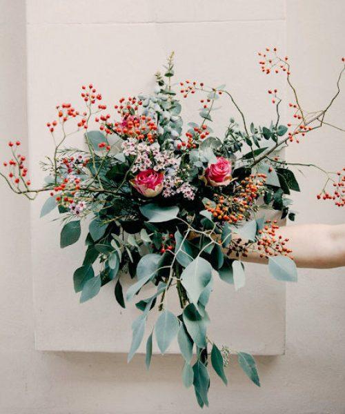 kytice a dekorace